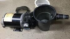 1HP 115V Above ground Hayward Pool pump w/ Emerson motor - Used