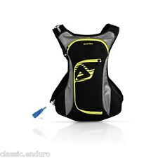 ACERBIS AQUA Drink Back Pack  ENDURO MOTOCROSS CYCLING PACK BAG HYDRO
