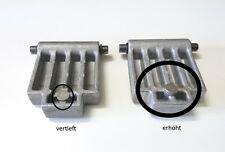 Gegenplatte für EINHELL Häcksler RLH 2500, BG-RS 2540, ELH 2500, 2501 etc