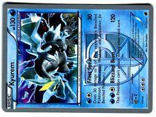 PROMO POKEMON CHAMPIONSHIPS 2013 N° 31/116 KYUREM 130 HP Attack 120