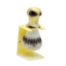 Frank Shaving Quality Pur Tech Fiber Shaving Brush Skinny Handle 22mm Knot Size