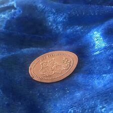Elongated Coin Quetschmünze Souvenirmünze ZOO BERLIN Animal PANDAS Motiv 3