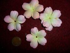 "36 Vintage Darice Apple Blossom 1 1/4"" Petals"