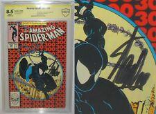 Amazing Spider-Man #300 SIGNED STAN LEE CBCS>CGC 8.5 SS Signature FIRST VENOM