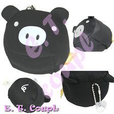 Monokuro Boo BLK pig car plush doll decoration keychain bean bag
