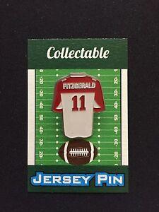Arizona Cardinals Larry Fitzgerald jersey lapel pin-Collectable-Zona GOAT!