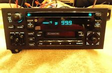 1984-01 Chrysler AM/FM Stereo/ CD /Cassette player, Clean Shape & Tested 100%