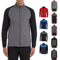 Wolsey Mens CLEARANCE Windproof Waterproof Golf Gilets Jackets 86% OFF RRP