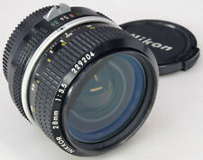 Nikon Nikkor Ai 28 mm 3.5 K PRE