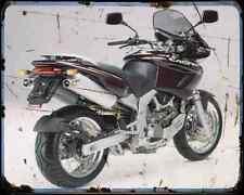 CAGIVA NAVIGATOR 1 A4 Metal Sign moto antigua añejada De