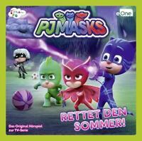 PJ MASKS - RETTET DEN SOMMER-DAS CD HÖRSPIEL   CD NEU