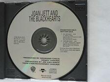 JOAN JETT AS I AM / TOTURE PROMO SINGLE CD (EDITED VERSIONS) WB PRO-CD-7233R EX