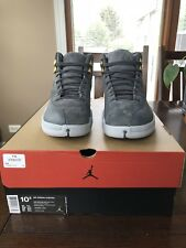 "Air Jordan 12 ""Suede"" Grey, Size 10.5 New, With Original Box"