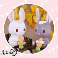 Hot Anime Mo Dao Zu Shi Wei Wuxian Lan Wangji Rabbit Plush Toy Stuffed Doll Gift