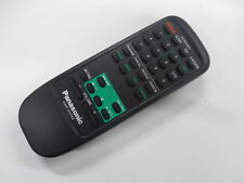 Panasonic EUR644853 Audio System Remote Control OEM  - Missing Battery Cover