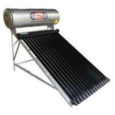 Pannello solare termico 150 LT pressurizzato c/tubi Heat Pipe Anti-stagnazione