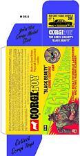Corgi Green Hornet Box and Instructions - Vintage 1960s No.268 Images