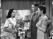 Elizabeth Taylor Mary Astor George Murphy Cynthia 1946 Original 8x10 Négatif