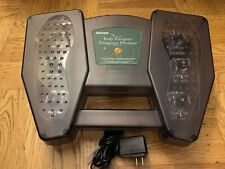 Nikken Biaxial Body Energizer #13213 Magnetic Therapy w/ Power Supply