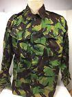 Внешний вид - British DPM Tropical Camo Jungle Shirt Size Medium, Lightweight