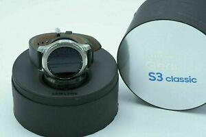 Samsung Galaxy Gear S3 Classic 46mm Smartwatch SM-R770 Bluetooth/WiFi Silver