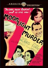 MOONLIGHT MURDER - (1936 Chester Morris) Region Free DVD - Sealed