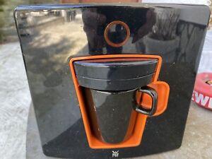 WMF 1 … elektrische Mini-Kaffeemaschine … Design-Klassiker, Kaffeepadmaschine