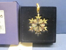 Swarovski SCS 2018 Little snowflake ornament 5357986