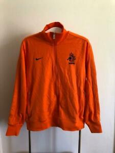 NETHERLANDS FOOTBALL SOCCER JACKET NIKE