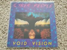 Cyber People - Void vision 12'' Italo Disco Vinyl