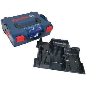 Bosch L-Boxx 136 inkl. Einlage für GWS 18-125 V-LI Werkzeugkoffer Werkzeugbox