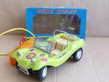 Daiya Dune Buggy Volkswagen Remote Control Blech Spielzeug Japan Tin Toy in Box