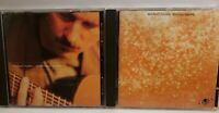 MICHAEL FRANKS LOT OF 2 Cd's , ABANDONED GARDEN, SLEEPING GYPSY