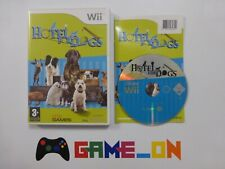 Nintendo Wii Hotel for Dogs Game Complete ~ FREE P+P