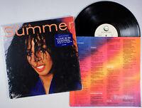 Donna Summer - self-titled (1982) Vinyl LP • Love is in Control, Quincy Jones