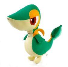 Pokemon Diamond & Pearl Plush Stuffed Toy - 11in- Tsutarja / Snivy