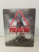 Predator 3-Movie Collection (Blu-ray Disc, SteelBook No Digital Copy)