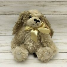 BEARINGTON COLLECTION JOINTED PLUSH PUPPY DOG LADY #3515 9""