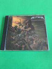 Helloween-Walls Of Jericho Original Combat CD-1986 - 88561-8093-2