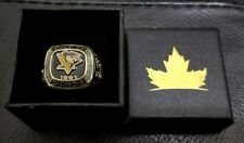 Molson Canadian Pittsburgh Penguins Replica Stanley Cup Ring