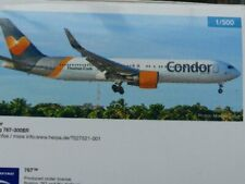 1/500 Herpa Wings Condor Boeing 767-300ER Sunny Heart colors 527521-001