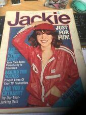 Jackie Magazine Comic 5th March 1977 No 687