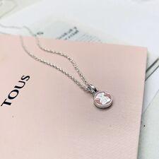 314894500 Original Brand New TOUS Silver Spot Necklace