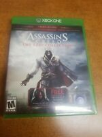 Assassin's Creed: The Ezio Collection (Microsoft Xbox One, 2016)