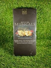 Best of the Musicals 6 CD Collector Edition  Fame / Cats / Rocky Horror Show etc