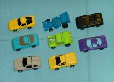 original G1 Transformers MICROMASTER LOT #3 of 8 figures