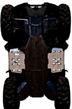Floorboard skid plates for the Yamaha Grizzly 700 Grizzly 550 and Kodiak 700