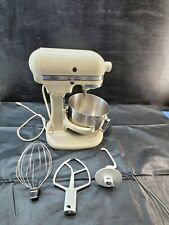 Vintage Hobart Kitchen aid Heavy Duty Stand Mixer K5-A 5 Quart 10 Speed Kitchen