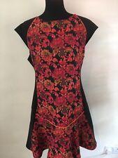 Ted Baker Jacquard Dress Size 5 UK16
