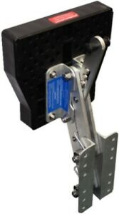 Spring loaded Trolling/Kicker lift assisting motor mount Up to 20 HP BUY IT NOW